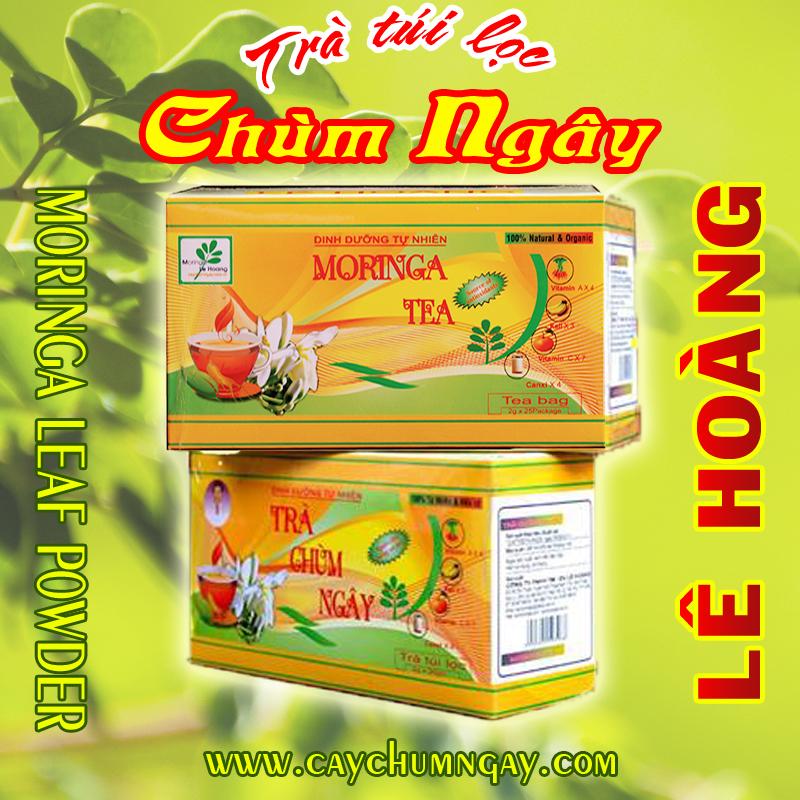 Tác dụng của Trà Cây chùm ngây (Moringa Tea)